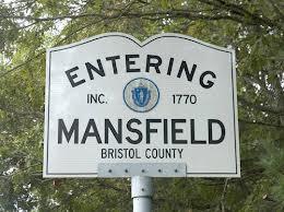 entering mansfield