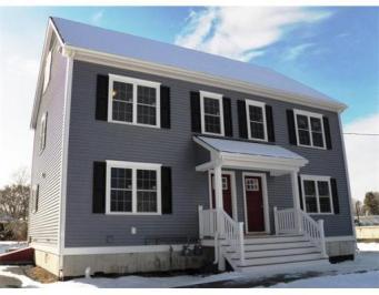 New Duplexes in Attleboro