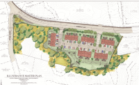 Flynn Terrace Project Lot Plan