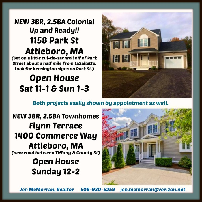 New Construction Open House