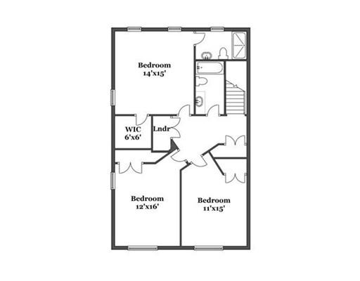 one second floor