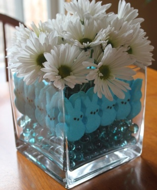 Cute Easter flower arrangement