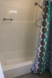 new tub and shower 2