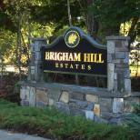 Brigham Hill Estates Welcome