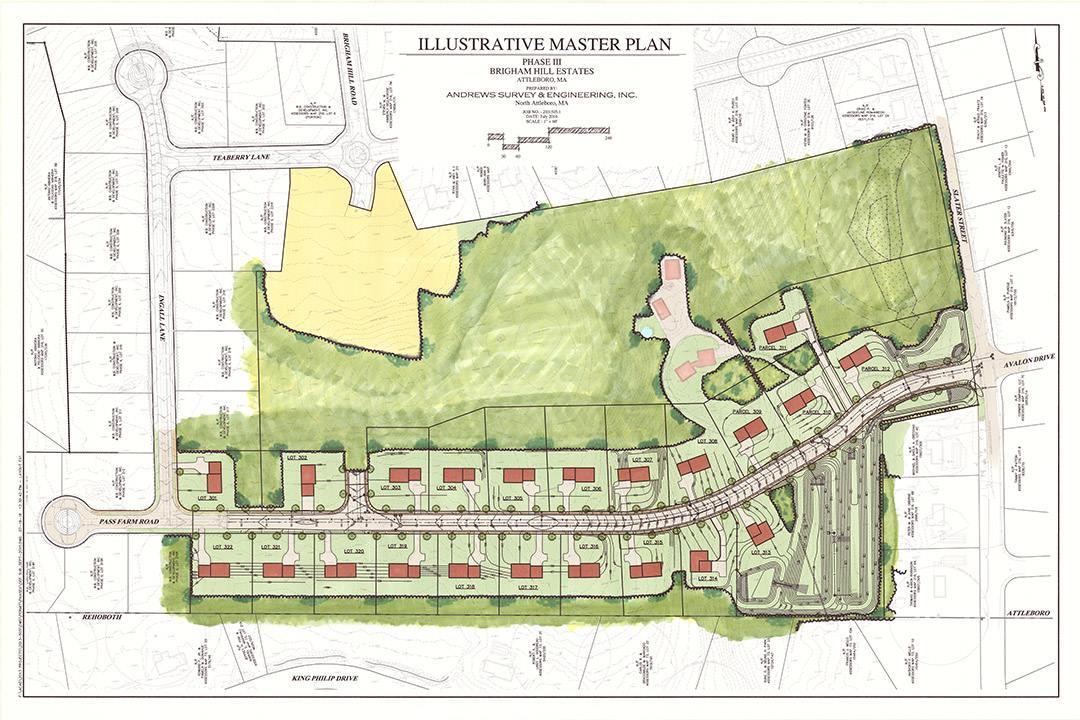 Brigham Hill Phase III