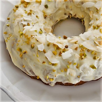 easy carrot bundt cake