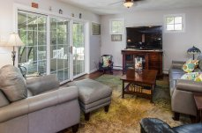 88 Slater Street Family Room with hardwoods