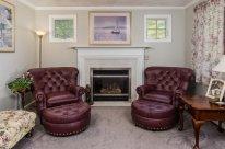 88 Slater Street living room