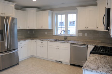 12 Prairie high end kitchen finishes