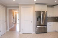 12 Prairie kitchen to living room