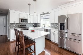 81 Avalon Drive Warm Contemporary Style throughout
