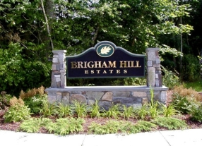 Brigham Hill Estates in Attleboro