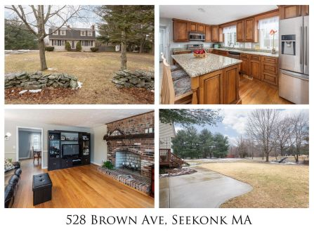 528 Brown Ave, Seekonk, MA