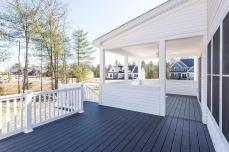 106 Ingall deck and screened in porch