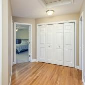 Spacious Landing with Laundry Unit 26, Mill Stream Village