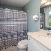 Master bath Unit 26, Mill Stream Village